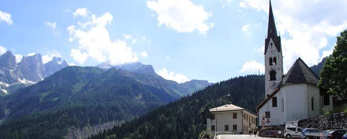 Hotel Piscina Falcade