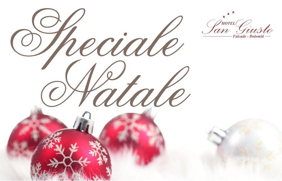 Speciale Natale.San Giusto Speciale Natale Hotel San Giusto